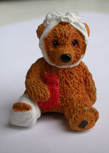 Bears Teddy Dalla Brigit di collezione 5cAj4q3RL